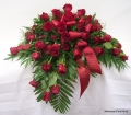 Order Exquisite Roses Casket Spray