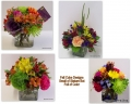 Order Fall Cube Design