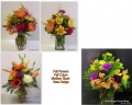 Order Fall Vase Designer Choice