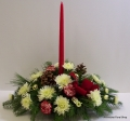 Order Traditional Round Candle Arrangement