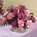 Order Berry Blush Carnations
